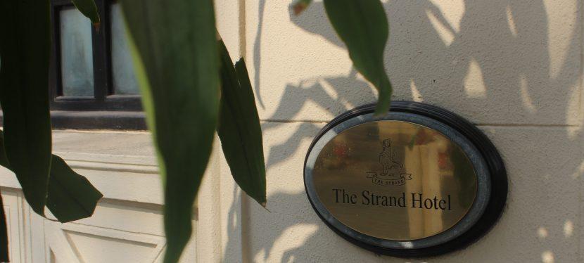 LOVE: The Strand,Yangon