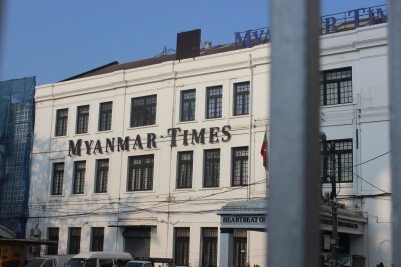 Myanmar Times, Australian owned to this day!