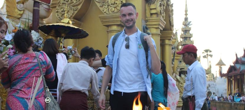 Day 1 – Yangon,Myanmar