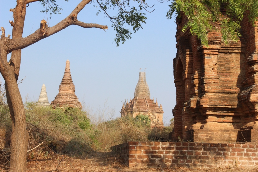 Day 3 – Bagan, Myanmar