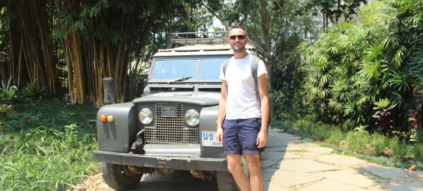 Day 13 – Four Seasons Tented Camp, ChiangRai